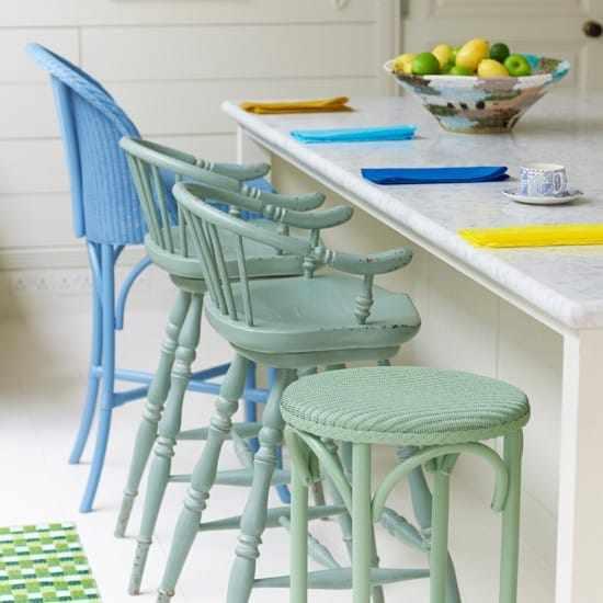 colourful-kitchen-kitchen-ideas-bar-stools
